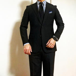 THE SUIT COMPANY - 【THE SUIT COMPANY】定価70%OFF スーツ 44