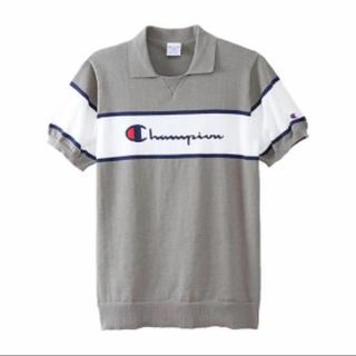 チャンピオン(Champion)のチャンピオン ゴルフ ニット ポロシャツ(ポロシャツ)