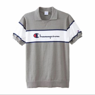 Champion - チャンピオン ゴルフ ニット ポロシャツ