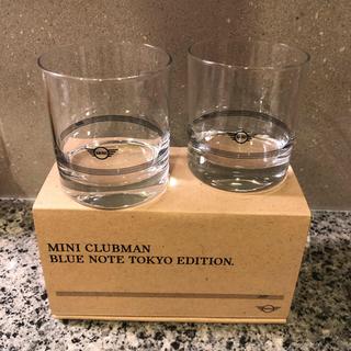 ビーエムダブリュー(BMW)の【未使用】MINI BMW グラス2個セット(グラス/カップ)