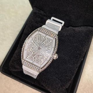 フランクミュラー 時計 ヴァンガード  新品未使用 人気 レア