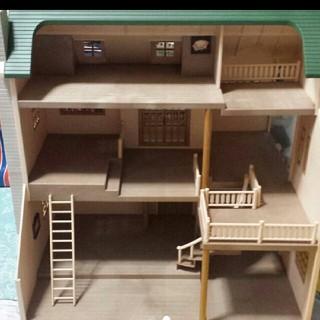 EPOCH - 〈美品〉シルバニアファミリー・緑の屋根のお家