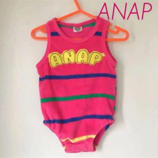 ANAP Kids - ANAP  タンクトップロンパース70