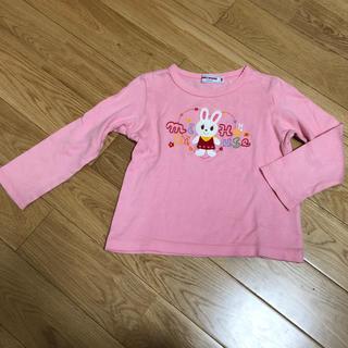 ミキハウス(mikihouse)のMIKIHOUSE 100 ロンT(Tシャツ/カットソー)