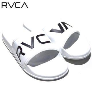 RVCA - RVCA シャワーサンダル ホワイト 28cm
