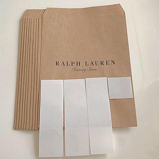 ラルフローレン(Ralph Lauren)のラルフローレン  袋&シール(ショップ袋)