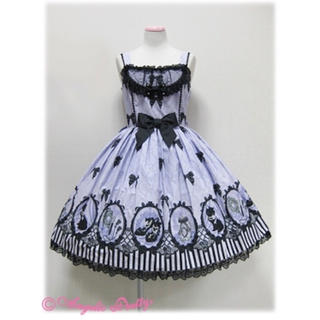 Angelic Pretty - Cinema Doll ジャンスカ セット