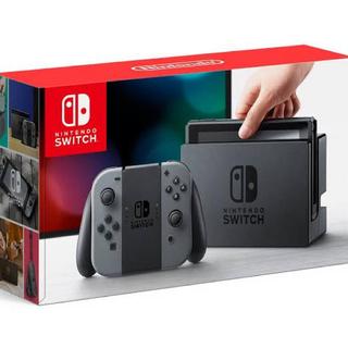 ニンテンドースイッチ(Nintendo Switch)のswitch 本体 ソフト付(携帯用ゲーム本体)