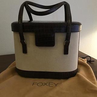 フォクシー(FOXEY)のフォクシーバッグ(ハンドバッグ)