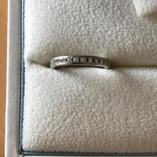 サンクスデイズプラチナム🌿天然石ダイヤリング(リング(指輪))