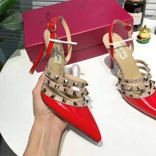 VALENTINO - 36CM Valentino   パンプス  ハイヒール    靴シューズ