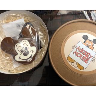 Q-pot. - Q-pot.♡ミッキーチョコケーキネックレス