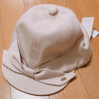 petit main - 帽子 キャップ48センチ プティマイン
