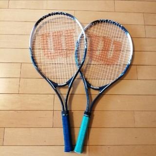 ウィルソン(wilson)のWilson テニスラケットセット 25インチ(ラケット)