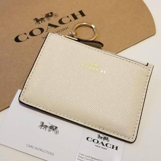 COACH - 【新品・未使用】COACH コインケース パスケース