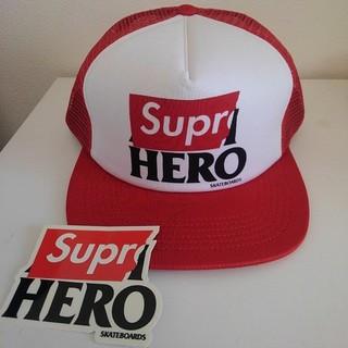 Supreme - レア セット売り♪ シュプリーム メッシュ 正規品 キャップ 帽子 Hat