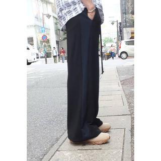 DRESSEDUNDRESSED - dressedundrssed ドレスドアンドレスド ラインパンツ