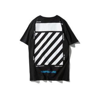 OFF-WHITE - オフホワイト off white Tシャツ 半袖 サイズXL