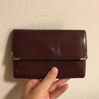 カルティエ(Cartier)のカルティエがま口財布(財布)