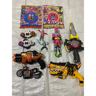ショウガクカン(小学館)の仮面ライダー エグゼイド  てれびくん 2冊 & マックのおもちゃ(特撮)