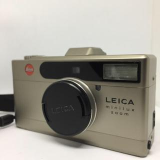 ライカ(LEICA)のLEICA mini lux zoom(フィルムカメラ)