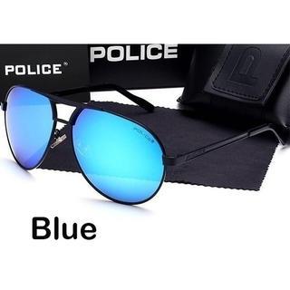 ポリス(POLICE)のPOLICE サングラス ディアドロップ ブルー(送料込み)(サングラス/メガネ)