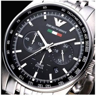Emporio Armani - 【海外限定版】値下げしました!エンポリオアルマーニ腕時計/メンズ/AR5983