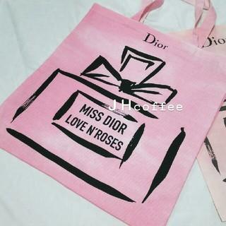 Dior - 非売品 ミスディオール展覧会 トートバッグ 限定トート dior chanel