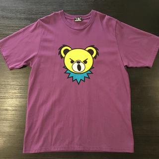 ヒステリックグラマー(HYSTERIC GLAMOUR)のHYSTERIC GLAMOUR♡HYS DEAD BEAR pt Tシャツ(Tシャツ/カットソー(半袖/袖なし))