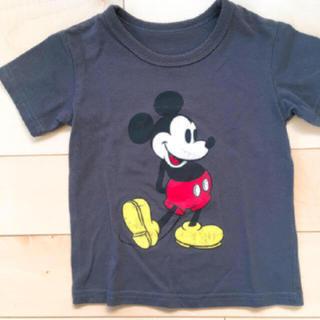 ミッキーマウス(ミッキーマウス)のミッキー半袖 size90(Tシャツ/カットソー)