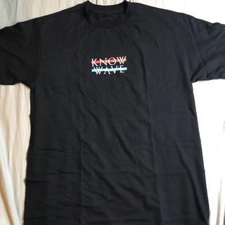 Supreme - wavelenghs Tee logo T shirt  黒 Mサイズ 新品