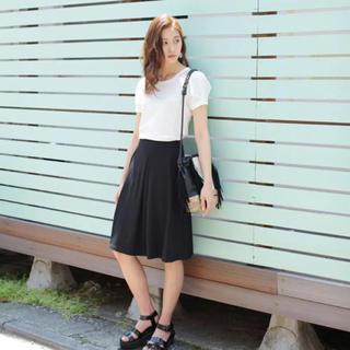 スライ(SLY)のSLY  2タックプリーツスカート (ひざ丈スカート)