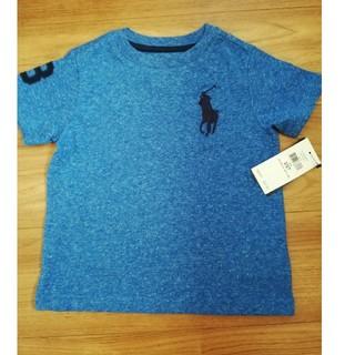 ポロラルフローレン(POLO RALPH LAUREN)の新品★ラルフローレン ビッグポニーTシャツ 2T 90cm(Tシャツ/カットソー)