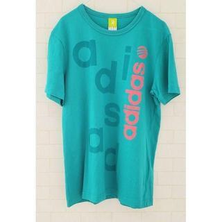 adidas NEO Tシャツ 半袖 ビックロゴ クルーネック(Tシャツ/カットソー(半袖/袖なし))