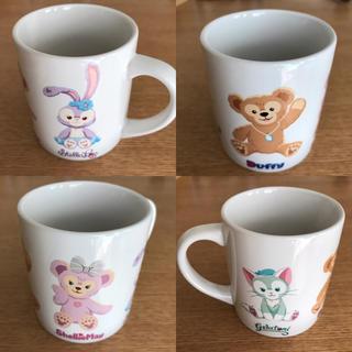 ダッフィー(ダッフィー)の未使用 ディズニーシー ダッフィー & フレンズ マグカップ(グラス/カップ)