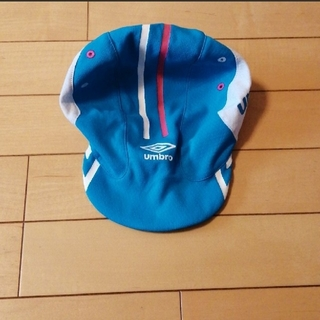 UMBRO - サッカー 帽子 ジュニア 中古