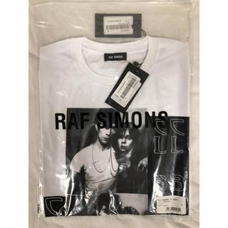 RAF SIMONS - Raf simons couple カップル tシャツ 19ss