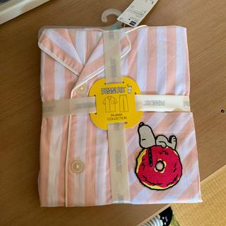 ジーユー(GU)のGUパジャマ スヌーピー Lサイズ(パジャマ)