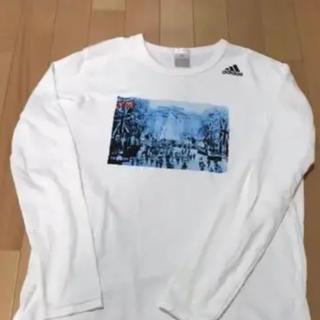 アディダス(adidas)のアディダス長袖シャツ 未使用(Tシャツ(長袖/七分))