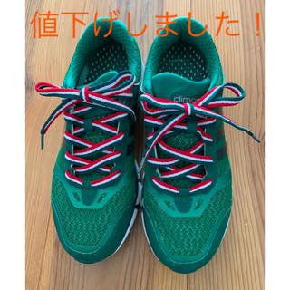 アディダス(adidas)のadidas climacool 25.5cm(スニーカー)