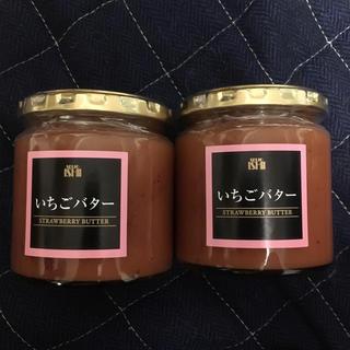 いちごバター 成城石井(缶詰/瓶詰)