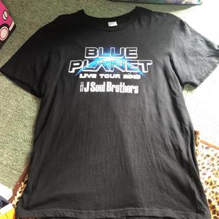 三代目 J Soul Brothers - 三代目 ブループラネット   Tシャツ Lサイズ