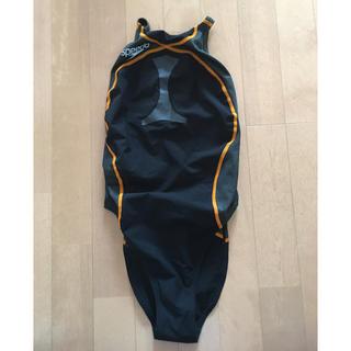 スピード(SPEEDO)のレディース競泳水着 レース水着 O LL ハイブリッドスーツレース水着 スピード(水着)