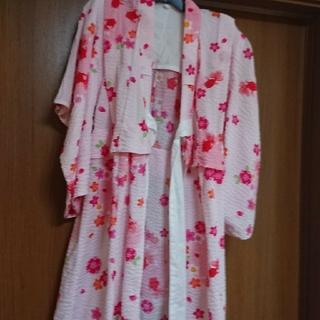 シマムラ(しまむら)のキッズ 子供用 浴衣(甚平/浴衣)