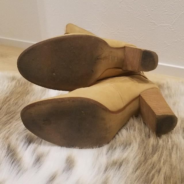 Odette e Odile(オデットエオディール)の☆Odette e Oeile【used】インナームートンショートブーツ レディースの靴/シューズ(ブーツ)の商品写真