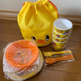 日清食品 - 日清チキンラーメン ひよこちゃん  テーブルウェアセット
