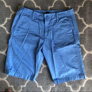 ギャップ(GAP)の新品未使用 ギャップ ブルー ハーフパンツ 半ズボン(ショートパンツ)