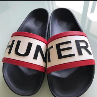 HUNTER - hunter HUNTER ハンター サンダル 長靴 レインブーツ
