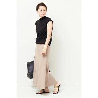 ドゥーズィエムクラス(DEUXIEME CLASSE)の新品☆Deuxieme Classe トリアセリネン maxi スカート 38(ロングスカート)