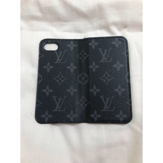 LOUIS VUITTON - LOUIS VUITTON iPhone7/8ケース 手帳型